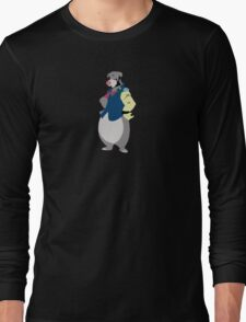 Baloo/Jet Long Sleeve T-Shirt