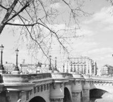 Le Pont Neuf Sticker