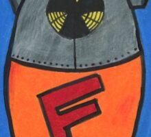F-Bomb Sticker