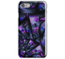 Purple Dreams Abstract iPhone Case/Skin