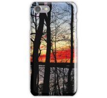 Flaming iPhone Case/Skin