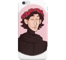 flower crown kyle iPhone Case/Skin
