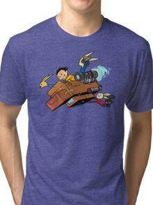 To the stars... Tri-blend T-Shirt