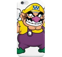 Wario from the Mario series iPhone Case/Skin