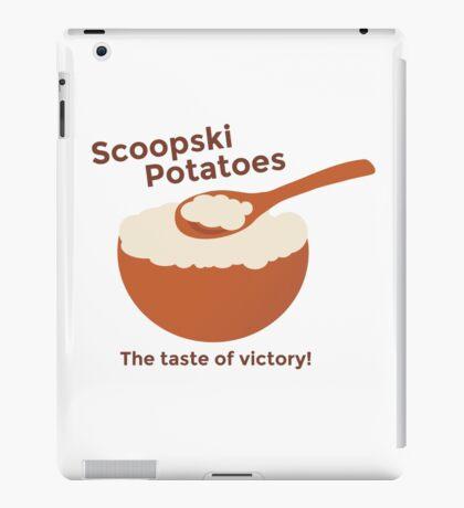 Impractical Jokers Scoopski Potatoes Sal Q Murr Joe Gatto Larry! Ferret! Funny TV Show  Unofficial Fan Art iPad Case/Skin