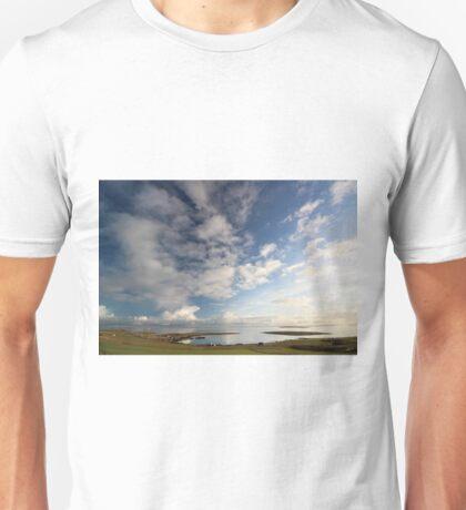Sunshine over Scapa Flow Unisex T-Shirt
