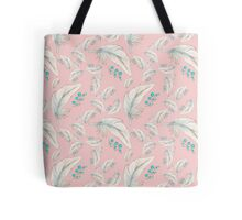 Seaside Flight (Rose Quartz) Tote Bag