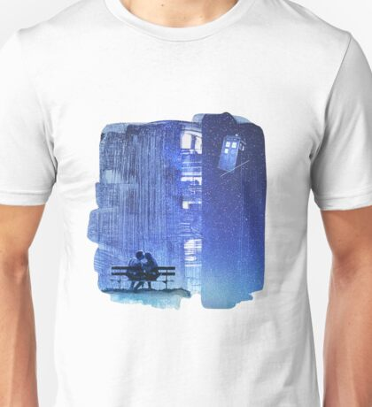 Doctor who - Amy and Rory Unisex T-Shirt