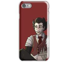 Sitting Wilson iPhone Case/Skin