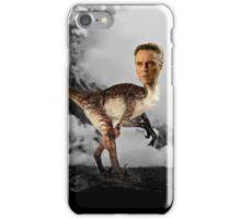 ChristopheRAPTOR Walken - Christopher Walken Velociraptor iPhone Case/Skin
