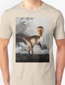 ChristopheRAPTOR Walken - Christopher Walken Velociraptor Unisex T-Shirt