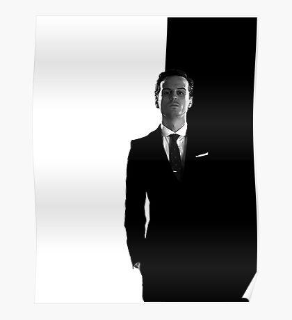 Sherlock BBC - Moriarty Poster