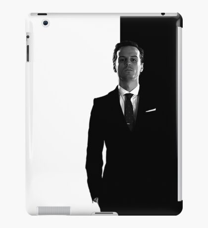 Sherlock BBC - Moriarty iPad Case/Skin