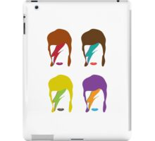 STARMAN BOWIE iPad Case/Skin