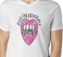 Boys For Breakfast Sketch  Mens V-Neck T-Shirt