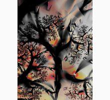 Fractal Forest - Tree Art T-Shirt