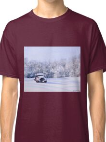 Betsey in the Snow Classic T-Shirt