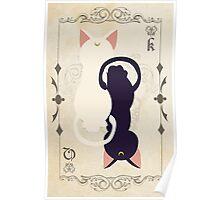 Luna & Artemis Poster