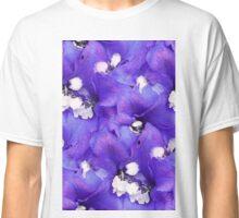 Delphinium Delight Classic T-Shirt