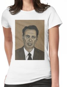 Steve Buscemi Womens Fitted T-Shirt