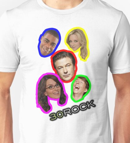 30 Rock Unisex T-Shirt