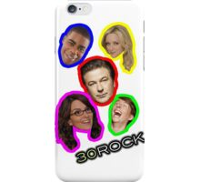 30 Rock iPhone Case/Skin