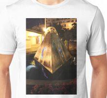 Fountain statue Unisex T-Shirt