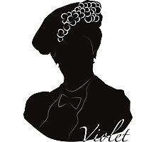 Downton Abbey, Violet Photographic Print