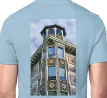 Painted Lady, Russian Hill Unisex T-Shirt