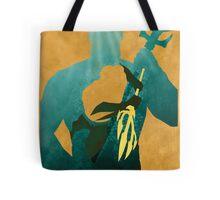 Justice: the Atlantean Minimalist Comics Justice League of America Tote Bag