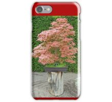Bonsai beauty iPhone Case/Skin