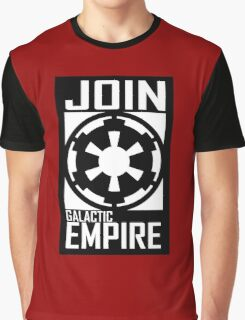 Join GALACTIC EMPIRE Graphic T-Shirt