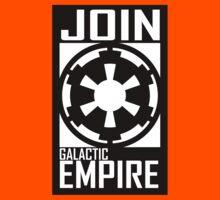 Join GALACTIC EMPIRE Kids Tee