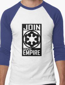 Join GALACTIC EMPIRE Men's Baseball ¾ T-Shirt