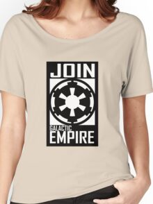 Join GALACTIC EMPIRE Women's Relaxed Fit T-Shirt