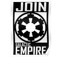 Join GALACTIC EMPIRE Poster