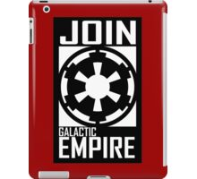 Join GALACTIC EMPIRE iPad Case/Skin