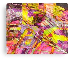 Shivering Aether Canvas Print