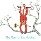 The Year of the Monkey by Nonna Mynatt