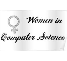 Women in Computer Science Poster