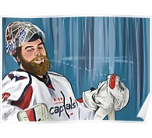 Braden Holtby Poster