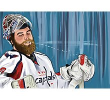 Braden Holtby Photographic Print
