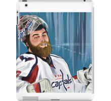 Braden Holtby iPad Case/Skin