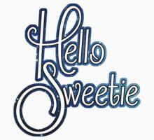 Hello Sweetie Baby Tee