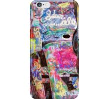 Cadillac Ranch Afternoon Painterly iPhone Case/Skin
