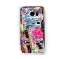 Cadillac Ranch Afternoon Painterly Samsung Galaxy Case/Skin