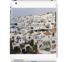 Spanish apartments iPad Case/Skin