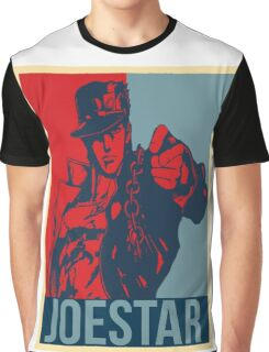 Joestar - Jojo's Bizarre Adventure Graphic T-Shirt