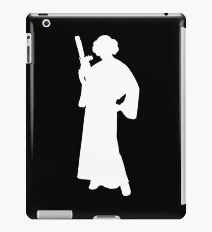 Star Wars Princess Leia White iPad Case/Skin