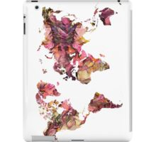 World Map 2033 iPad Case/Skin